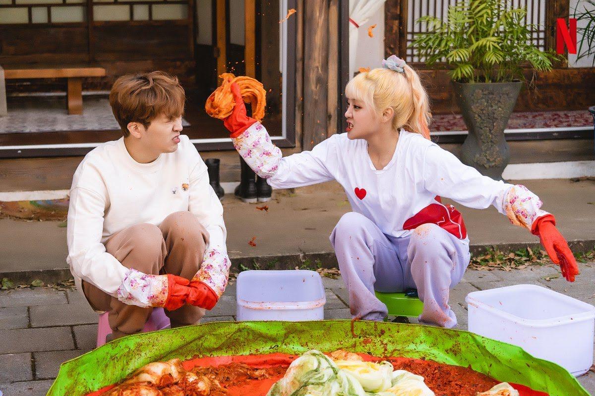kimchi slap