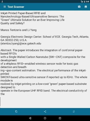 APK MANIA™ Full » OCR – Text Scanner Pro v1 3 0 APK