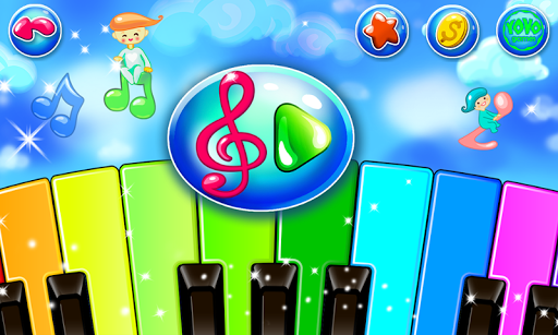 Children's piano.  screenshots 1