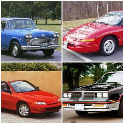American Car Quiz (game)
