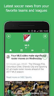 Soccer Addict screenshot