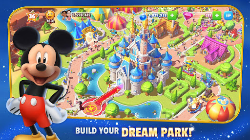 Disney Magic Kingdoms: Build Your Own Magical Park screenshot 4