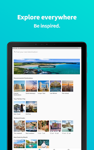 Skyscanner - Flights, Hotels and Car Hire Screenshot