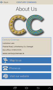 Century Cinemas- screenshot thumbnail