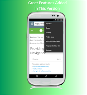 Web Explorer App Download For Android and iPhone 2