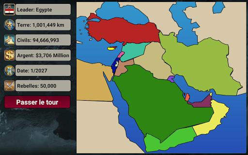 Middle East Empire 2027  captures d'u00e9cran 18