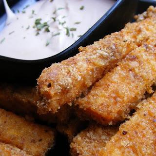 Crispy Sweet Potato Fries.