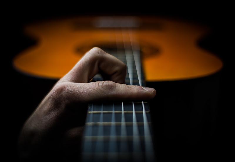 Aggrappato alla musica ... di versil