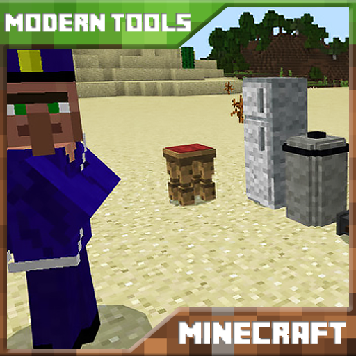 Modern Tools Mod For Mine Craft Pe Applications Sur Google