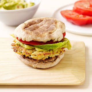 Mexican-Spiced Crab Burgers.