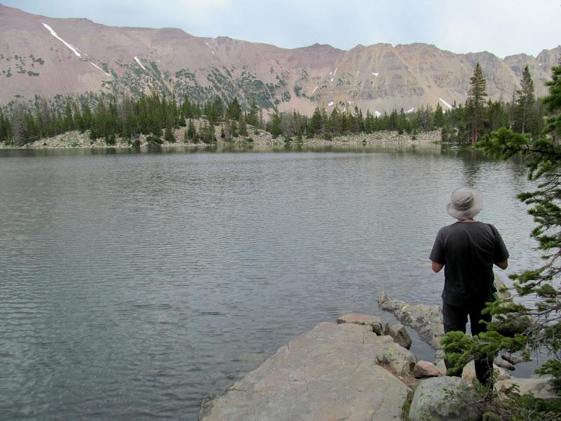 Photo: Ostler Lake