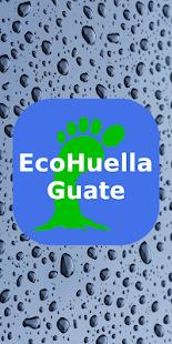 EcoHuellaGuate - náhled