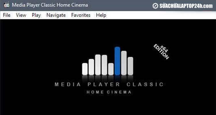 Phần mềm xem phim, nghe nhạc đa phương tiệnMedia Player Classic