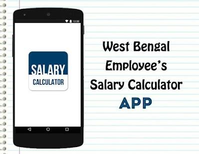 Salary Calculator-WB Employee - náhled