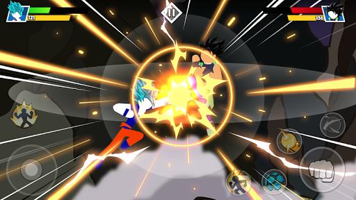 Stickman Combat - Super Dragon Hero 4.9 screenshots 8