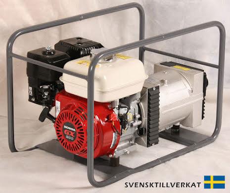 Bensinelverk KVM H 3004  Extra Power