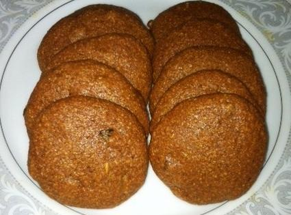 Skinny Molasses Cookies (nor's) Recipe