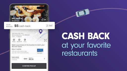 Freebird: Get rideshare rewards & cash back offers  screenshots 3