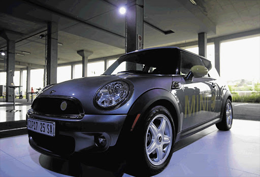 Bmw Launches Green Mini In Durban