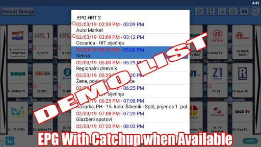 ULTIMATE IPTV Plugin-Addon 3.48 Screenshots 13