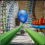 Roller Coaster Ride VR Icon