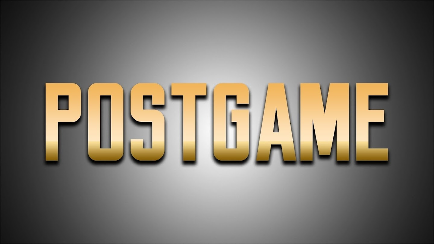 Watch Postgame live