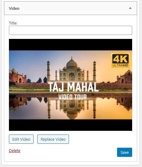 How to Embed Videos in WordPress Sidebar Widgets?