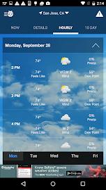 WeatherBug Screenshot 8