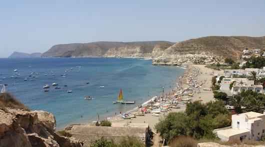 Las 31 mejores playas de Almería para disfrutar del verano con bandera azul