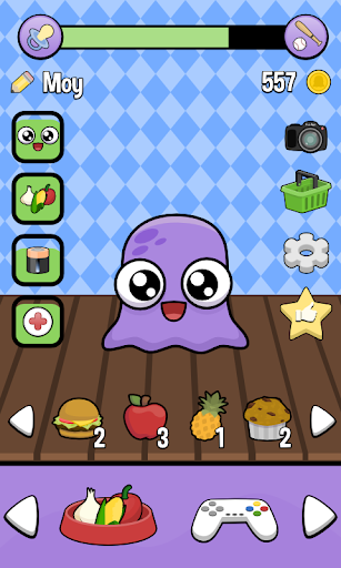 Moy 2 🐙 Virtual Pet Game screenshot 2
