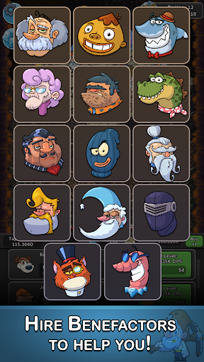 Tap Tap Dig - Idle Clicker Game 1.5.7 screenshots 4
