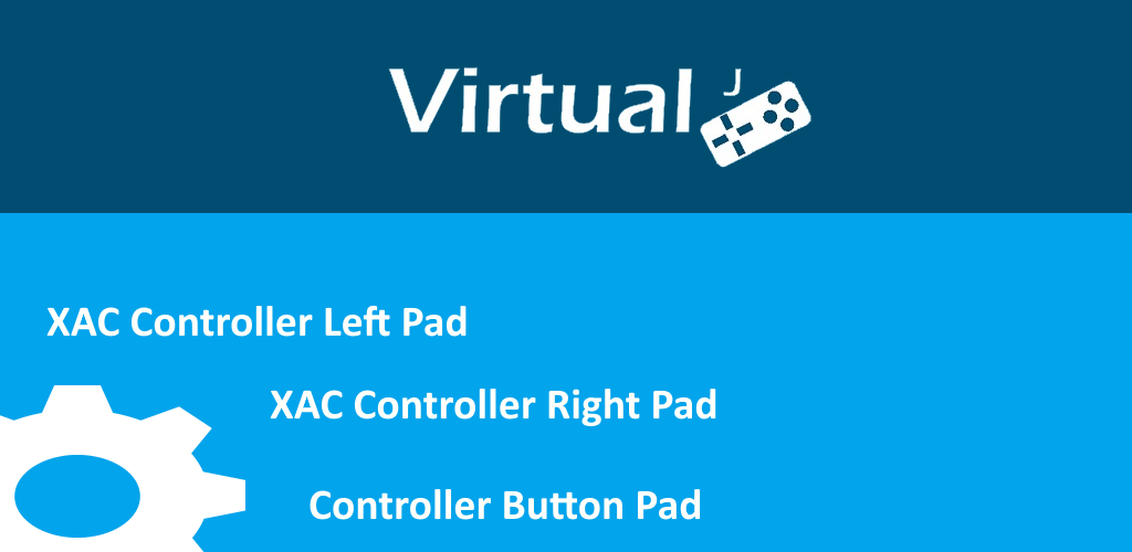 Download VirtualJoystick APK latest version app for android