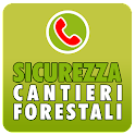 Cantieri forestali sicuri icon