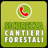 Cantieri forestali sicuri