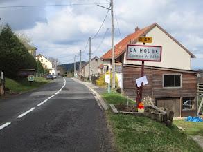 Photo: à Zollstock, La Hoube