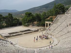Photo: Epidhavros Theatre