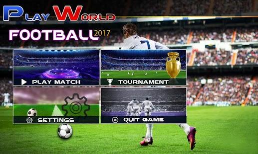 Play World Football 2017 - náhled