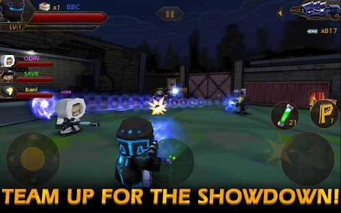 Call of Mini: Zombies Screenshot