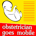 Obstetrician goes mobile icon