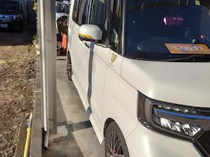 Nボックスカスタム JF4 のカスタム事例画像 👿静岡のやんちゃな白エヌボ👿さんの2021年01月09日08:44の投稿