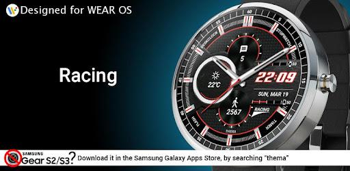 52a11c642 Racing Watch Face & Clock Widget – Aplikace na Google Play