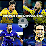Guess Footballer WC Russia 2018 icon