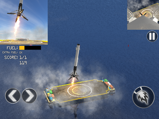 First Stage Landing Simulator 0.9.4 screenshots 7