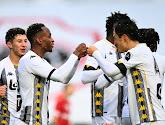 La sélection du Sporting de Charleroi pour le déplacement au Beerschot