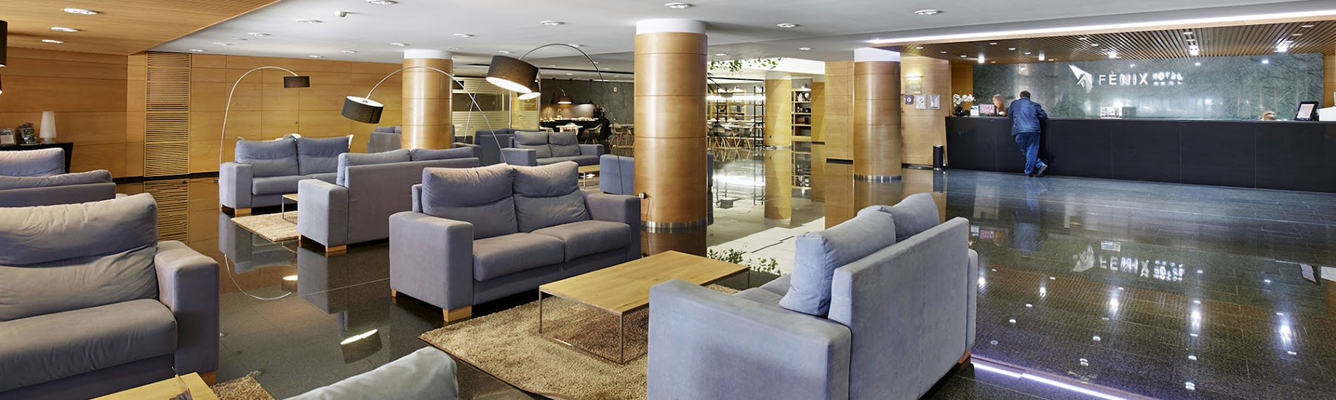 Reception Hotel Fenix 4 *