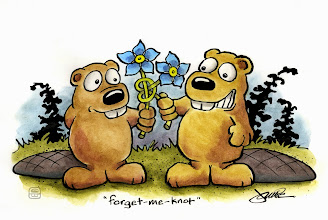 "Photo: ""Forget-Me-Not"" (wash version)"