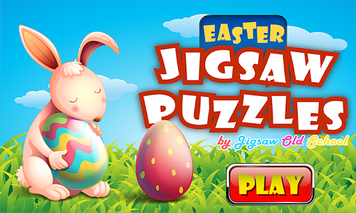 Bunny Easter Jigsaw Puzzles