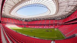 San Mamés será sede de la próxima Eurocopa.