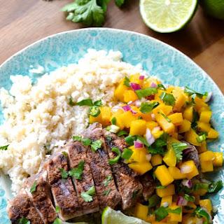 Jerk Chicken with Mango Salsa Recipe