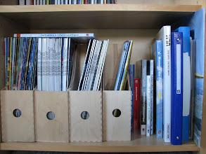 Photo: Etagère ULM : Vol Moteur, Ulmiste et autres livres sur le sujet